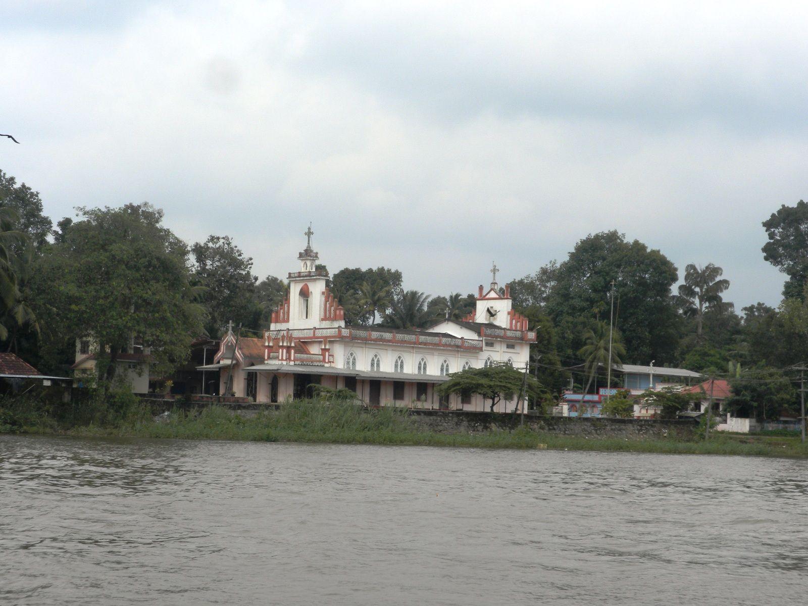 Parumala River Island