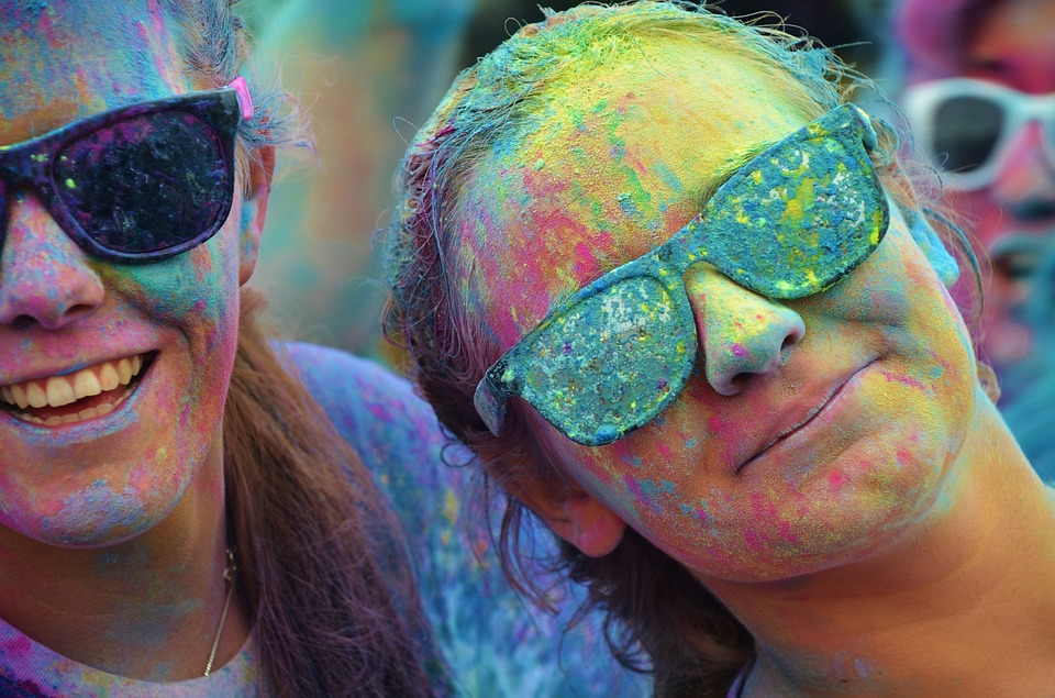 holi india best festival in the world