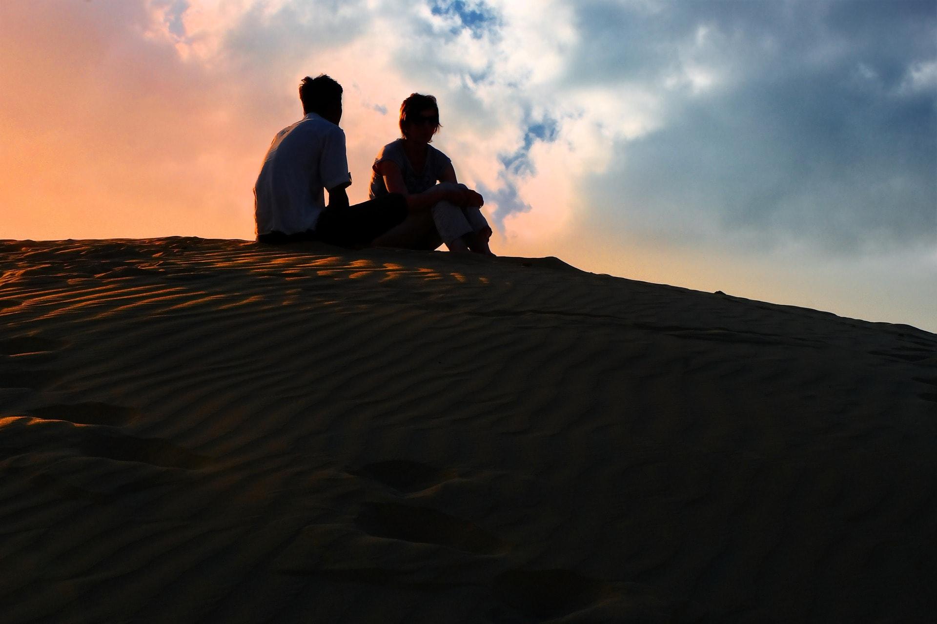 Honeymoon in Jaisalmer