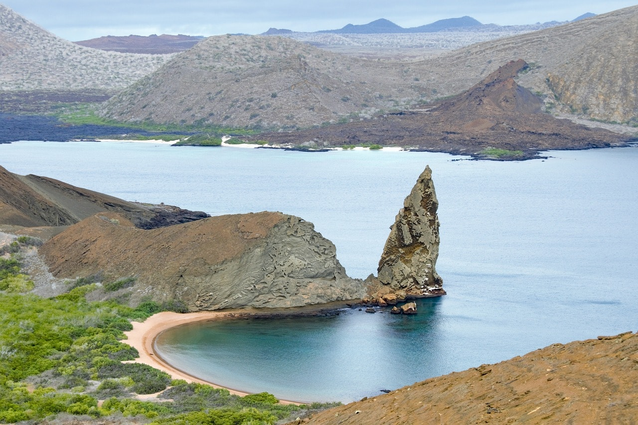 Galapagos Islands natural wonders of the world