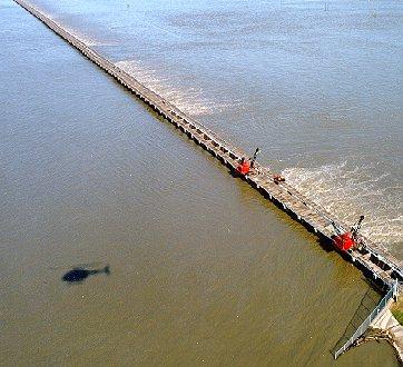 I-10 Bonnet Carré Spillway Bridge, Louisiana
