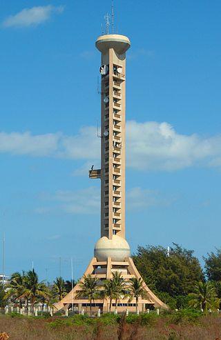 Baishamen Lighthouse, China