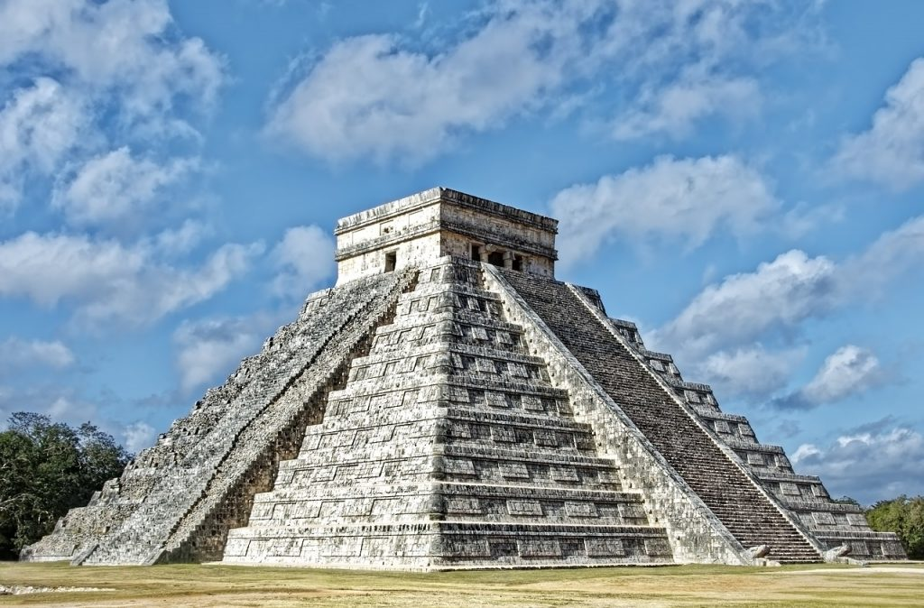 Chichén Itzá, Mexico: Wonders of the Modern World