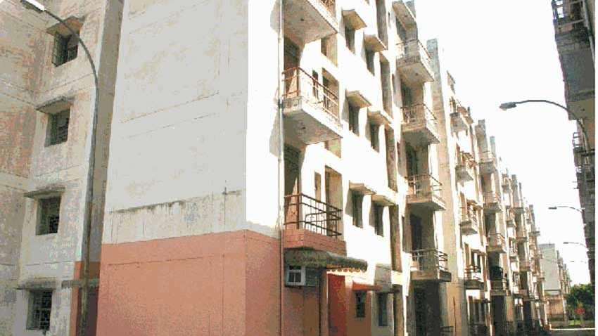 DDA flats In Qutub Enclave Phase II