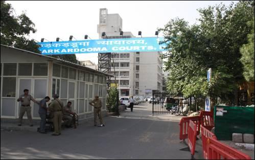 The Karkardooma Delhi Court