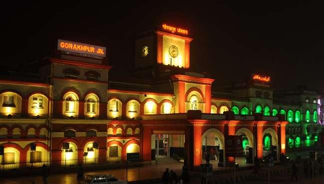 Gorakhpur Railway Station, Gorakhpur, Uttar Pradesh