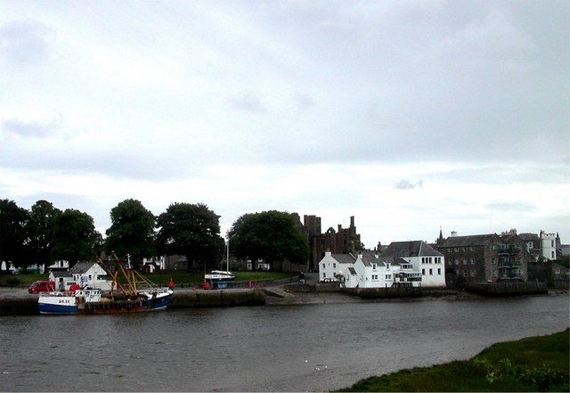 Kirkcudbright Small Towns In Scotland
