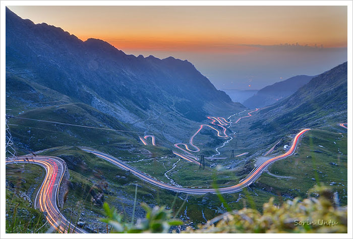 Take a long drive along the Transfagarasan highway best things to do in Romania