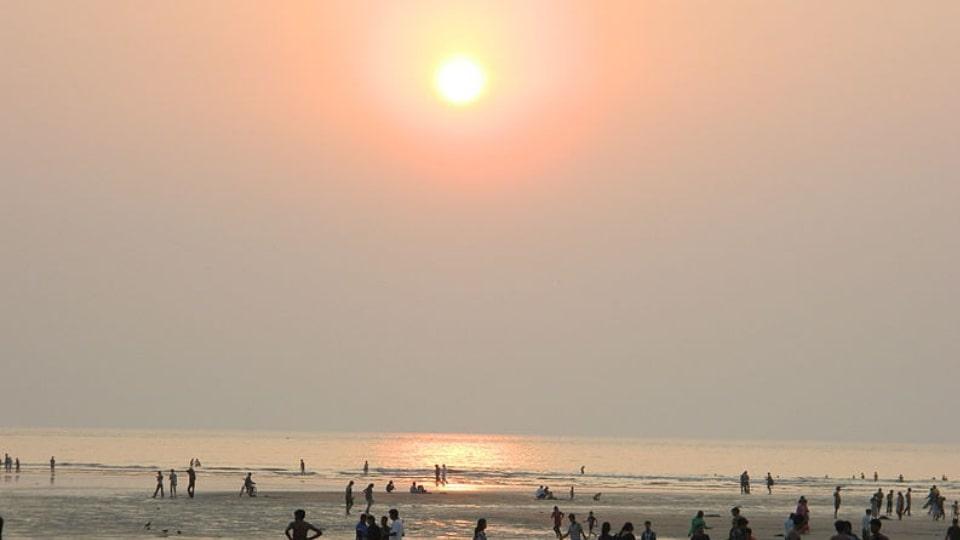 Aksa Beach; Places to visit in Mumbai