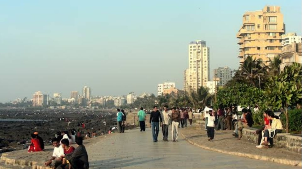Bandstand; Places to visit in Mumbai