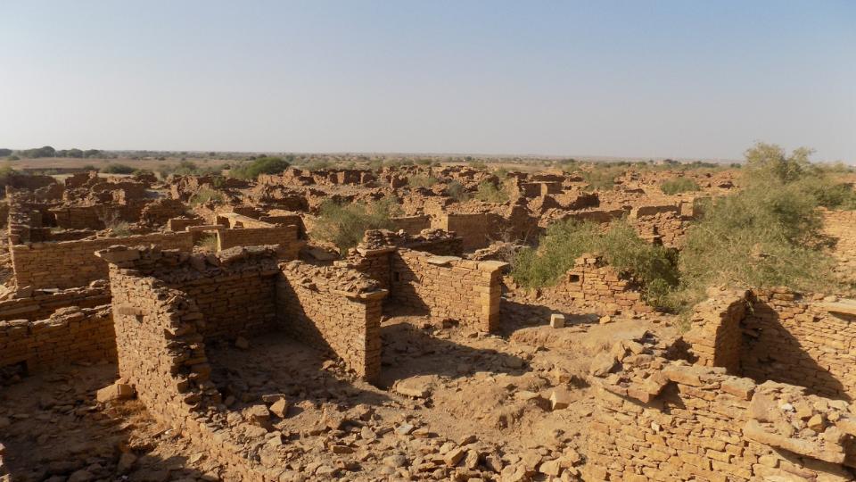 Kuldhara Village; Places to visit in Jaisalmer